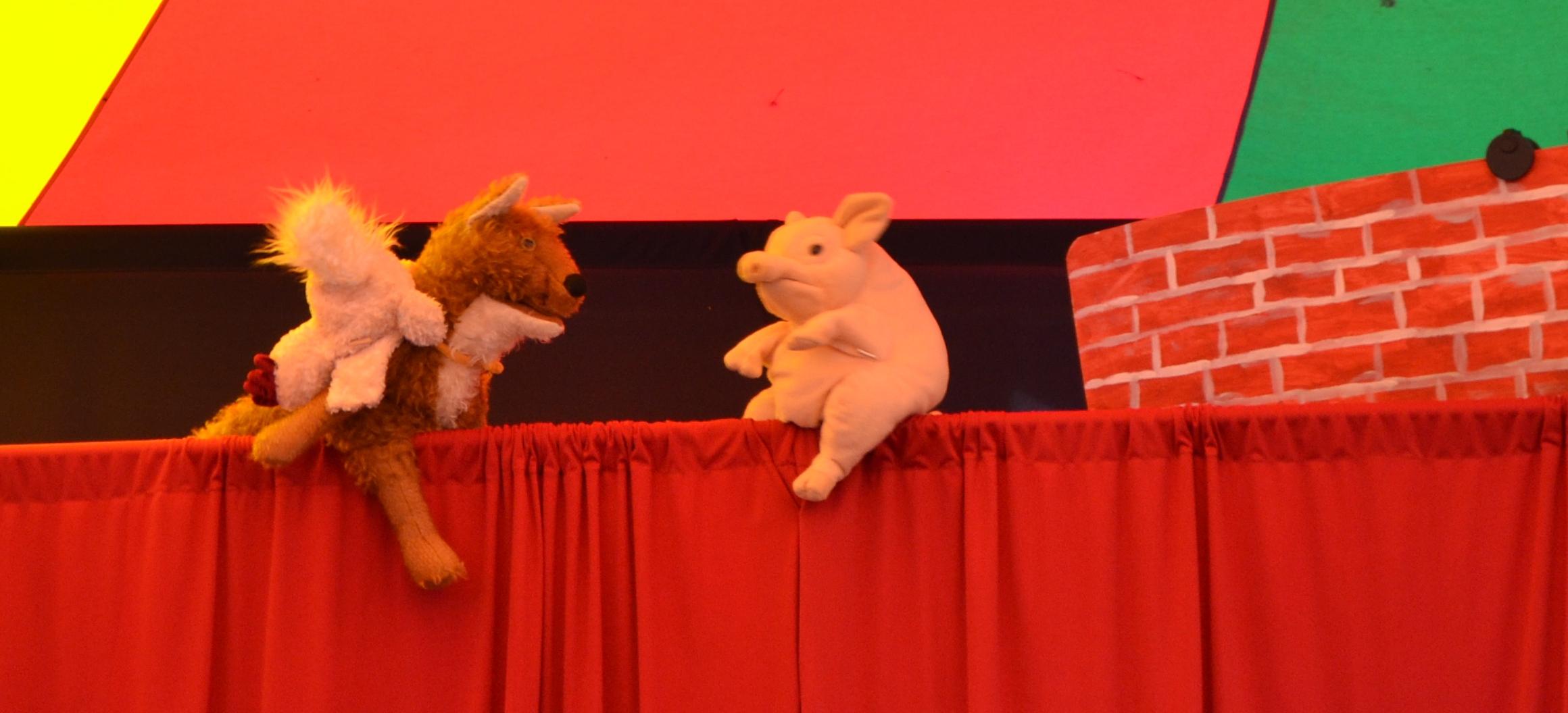 Fuchs & Schwein